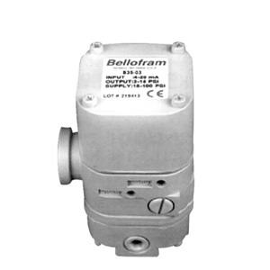 Bellofram柏勒夫B35电气转换器